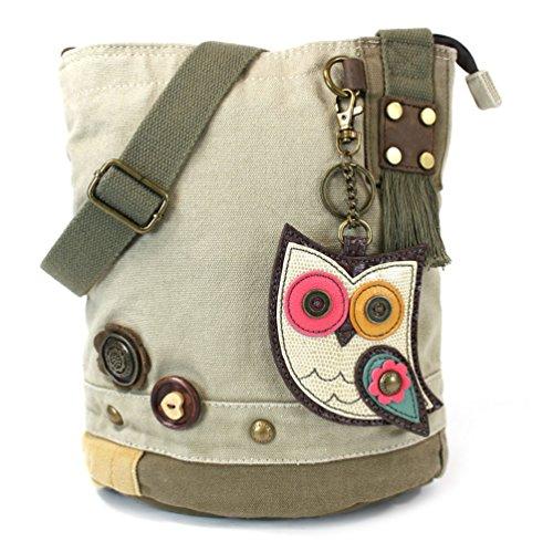 (Chala Patch Crossbody Bag Gen. 2 Owl)