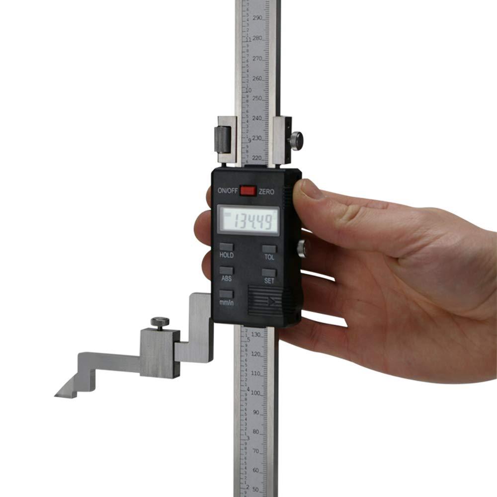 Digital Height Gauge with carbide scribe 12 300mm