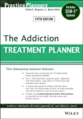 The bestselling treatment planning system for mental health professionals The Addiction Treatment Planner, Fifth Editionprovides all the elements necessary to quickly and easily develop formal treatment plans that satisfy the demands of HMOs...