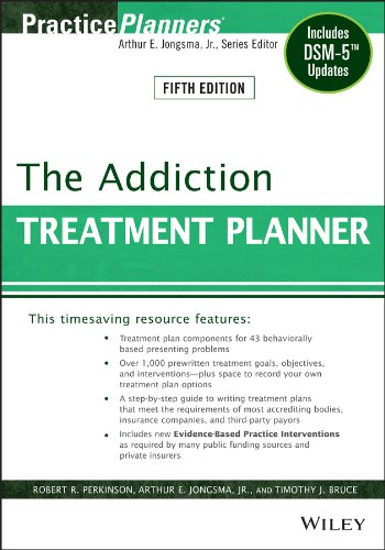 The Addiction Treatment Planner: Includes DSM-5 Updates by Wiley