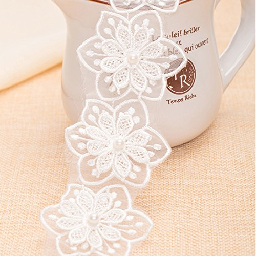 Lace Applique Trim - 8