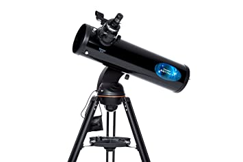 Amazon celestron astrofi wireless reflecting telescope