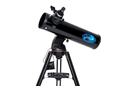 Amazon celestron astrofi wireless reflecting telescope