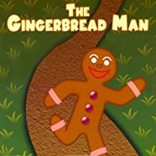 The Gingerbread Man Audiobook by Joseph Jacobs Narrated by Blair Mellow