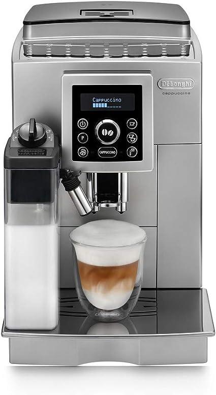 DeLonghi ECAM 23.460 S - Cafetera superautomática, autocappuccino ...