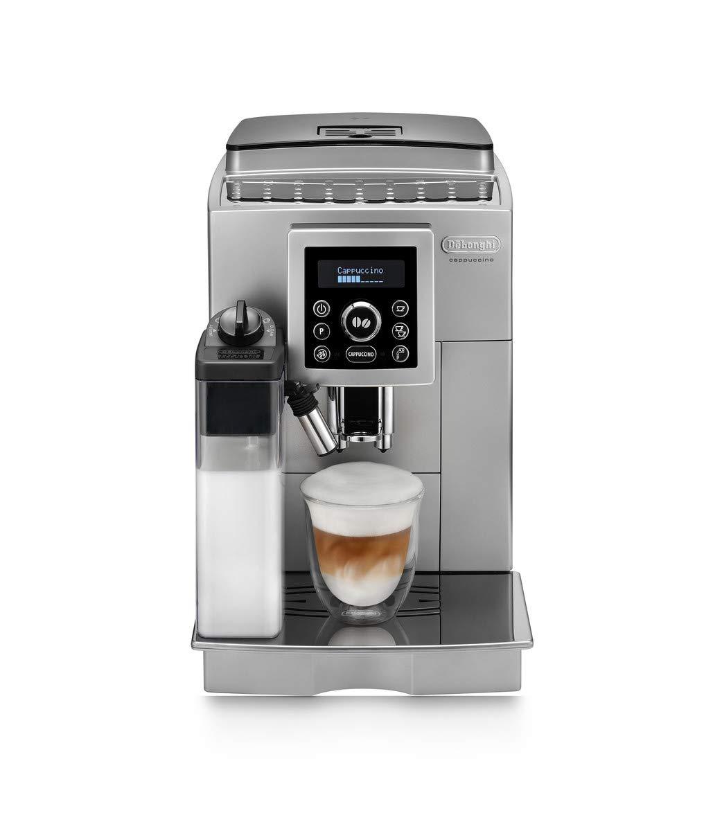 DeLonghi ECAM 23.460 S - Cafetera superautomática ...