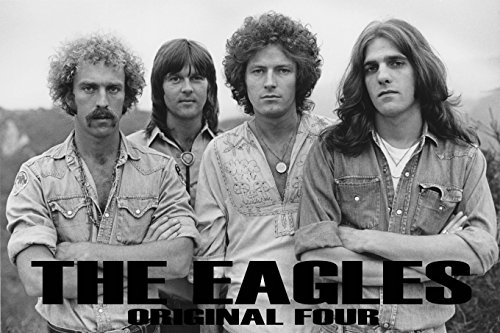 The Eagles Band Poster Print Large 29x44 Wall Art Original for sale  Delivered anywhere in USA