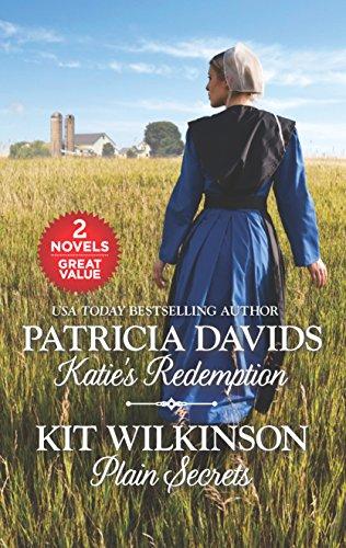 book cover of Katie\'s Redemption /  Plain Secrets