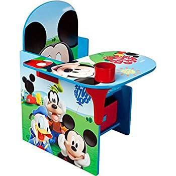 disney chair desk with storage bin mickey mouse characters desk set fabric storage bin seat extra