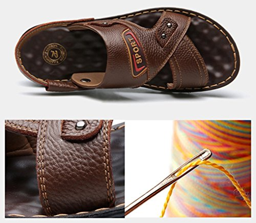 5 39 Marrone Uomo Sport Femaroly Brown EU 4xTXqqHWc