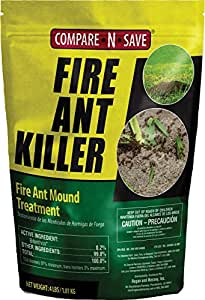 Compare-N-Save Fire Ant Killer Granules, 4-Pound