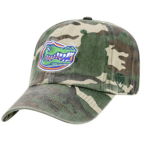 Elite Fan Shop Florida Gators Hat Logo Camo