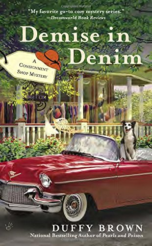 Demise in Denim (A Consignment Shop Mystery)