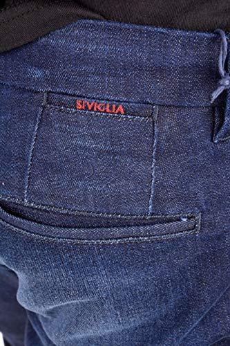 Inverno S473 Jeans UOMO Autunno B2N6 Siviglia xP6T7wqn