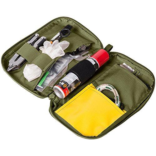 Helikon-Tex Mini Service Pocket -Cordura- Olive Green X0PECU