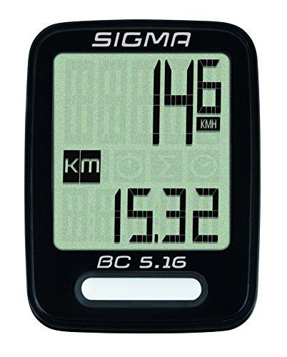 Sigma Sport BC 5.16 Cyclocomputer