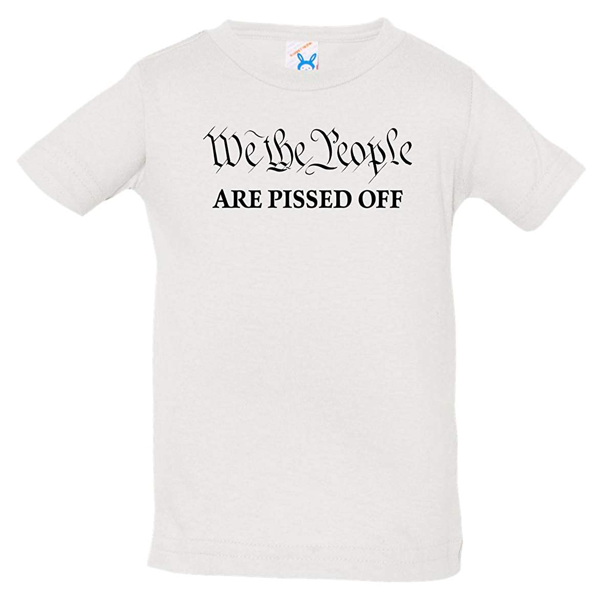 Tenacitee Babys We The People are Pissed Off Shirt