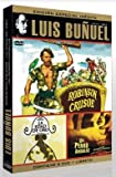 Robinson Crusoe (1954) + La Edad De Oro (L' Age D' Or) (1930) + Un Perro Andaluz (Un Chien Andalou) (Spanish Import) 2 Dvd + Booklet