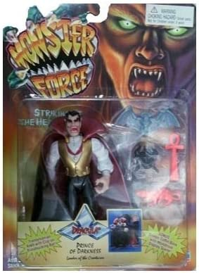 Monster Force Series 1 Dracula Prince of Darkness Action Figure by Playmates Toys: Amazon.es: Juguetes y juegos