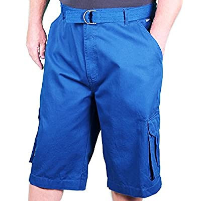 Cheap Akademiks BIG MEN'S Cargo Shorts for sale