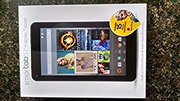 Amazon android smarttab 7 family tablet computers accessories android smarttab 7 family tablet fandeluxe Choice Image