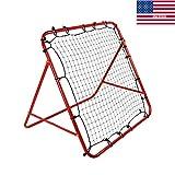 SHENGXIA Multi-Sport Folding Training Rebounder Net for Baseball Football Lacrosse Goal Soccer US Stock