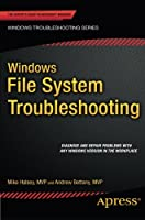 Windows File System Troubleshooting Front Cover