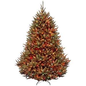 """National Tree 7.5"""" Natural Fraser Fir Medium Tree 43"""