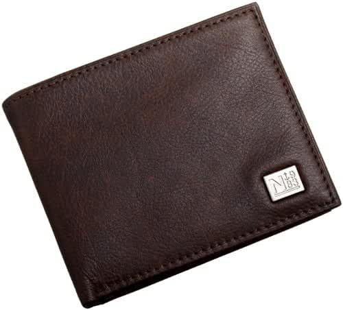 Nautica Men's Passcase Wallet with Removable Case