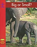 Big or Small?, Susan Ring, 0736816925