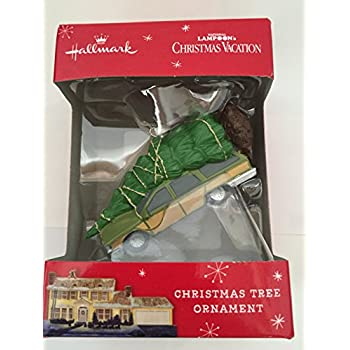 hallmark national lampoon christmas vacation christmas tree ornament - National Lampoons Christmas Vacation Decorations