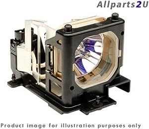 allparts2u ® Lámpara de proyector Optoma GT760 Repuesto Original ...