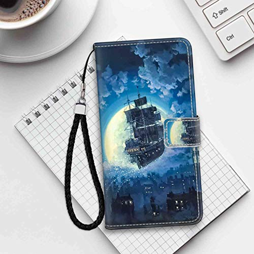 DISNEY COLLECTION Phone Wallet Case Compatible Apple iPhone 6S and 6 [4.7