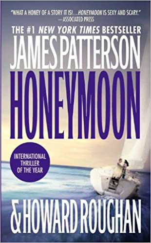 Image result for honeymoon james patterson