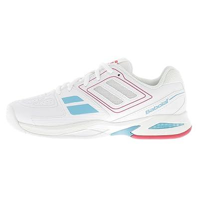 b770267d3b2f1 Babolat Propulse Team Bpm All Court Junior Tennis Shoe