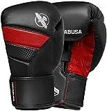 Hayabusa T3 Boxing Gloves | Men and Women | Black/Red |16oz | Bag Gloves