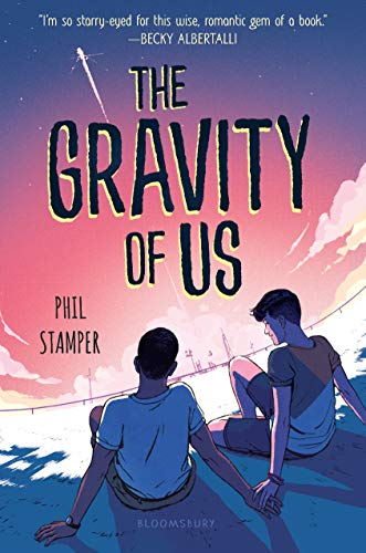 Amazon.com: The Gravity of Us eBook: Phil Stamper: Kindle Store