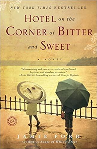 at the corner of bitter and sweet