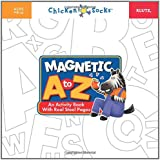 Chicken Socks Magnetic A to Z Activity Book