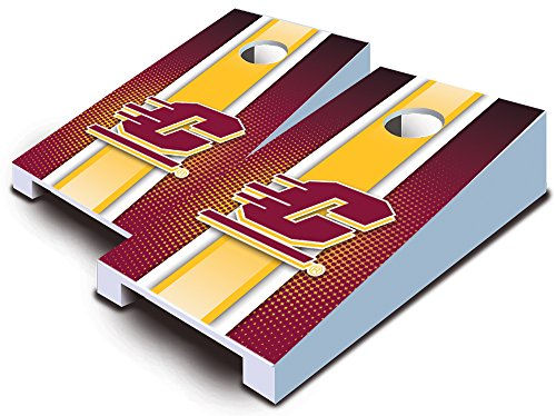 Mini Tailgate Toss Bean Bag - CENTRAL MICHIGAN CHIPPEWAS