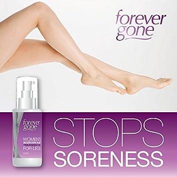 FOREVER GONE WOMENS INGROWN HAIR TREATMENT OIL FOR LEGS