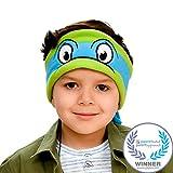 Best Teenage Mutant Ninja Turtles Kids Headphones - Teenage Mutant Ninja Turtles Kids Headphones by CozyPhones Review