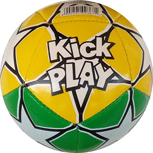 SPEED UP Kick Play Football Size 1  3 Colors to Choose from   greenandyellow