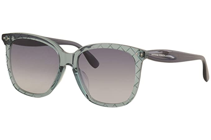 Amazon.com: Bottega Veneta BV0252SA BV/0252/SA 004 - Gafas ...