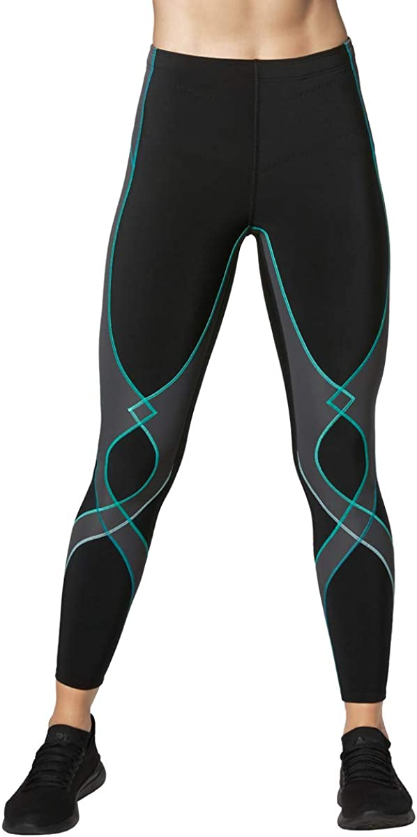 CW-X Women's Stabilyx Insulator Joint Support Compression Tight : Clothing