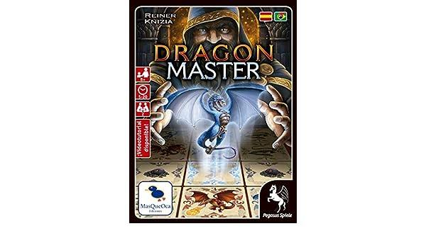Ediciones MasQueoca - Dragon Master (Español)(Portugués): Amazon.es: Juguetes y juegos