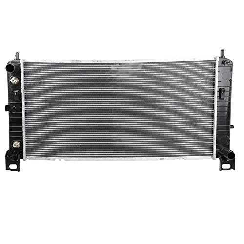 - New Radiator CU2423 For Chevy Silverado Cadillac Escalade GMC Yukon 4.8 5.3 6.0 V8