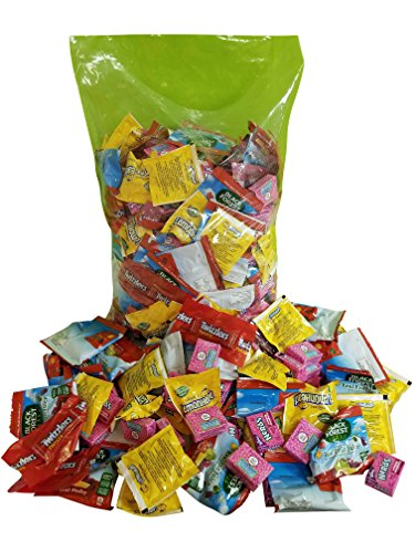 HUGE Pinata Party Mix 10 POUNDS Assorted Mixture of Candy with Fruit Snacks - Twizzlers - Nerds Pink - Lemonheads - NO SURPRISE BAG-EXACTLY AS PICTURED (10 Lb Mix)