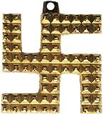 Hindu Swastika Pyramid (Wall Hanging) - Ashtadhatu