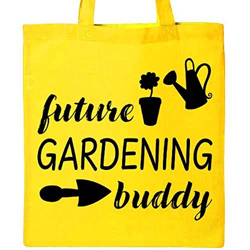 Yellow Handbags Junior - Inktastic - Future Gardening Buddy Tote Bag Yellow 34c62
